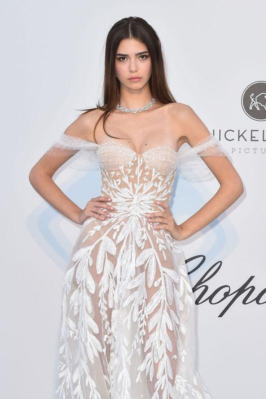 HELENA GATSBY at Amfar Cannes Gala 2019 05/23/2019