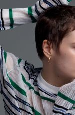 HELOISE LETISSIER (Christine and the Queens) for L