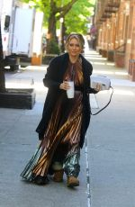 HILARY DUFF on the Set of Younger in New York 05/24/2019