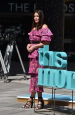 HOLLY WILLOGHBY and LISA SNOWDON Outside ITV Studios in London 05/14/2019