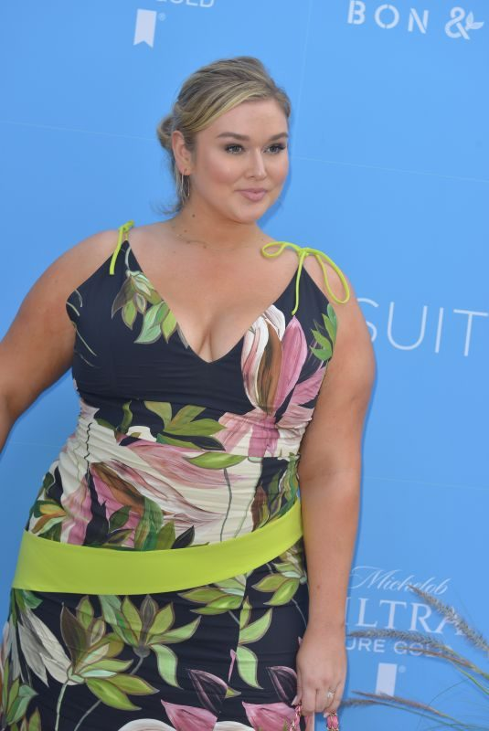 HUNTER MCGRADY at Sports Illustrated Swimsuit Release Party On Location in Miami 05/10/2019