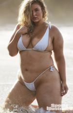 HUNTER MCGRADY in Sports Illustrated Swimsuit 2019 Issue
