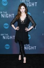 INDIA EISLEY at I Am the Night Emmy FYC Event in Los Angeles 05/09/2019