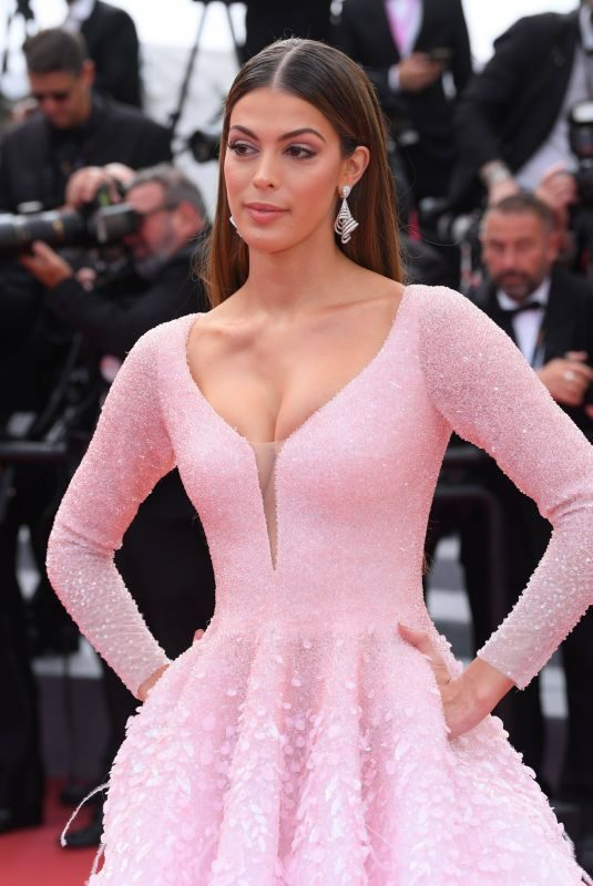 IRIS MITTENAERE at Oh Mercy! Screening at 2019 Cannes Film Festival 05/22/2019