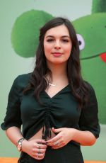 ISABELLA GOMEZ at Uglydolls Premiere in Los Angeles 04/27/2019