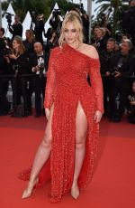 ISKRA LAWRENCE at The Best Years of a Life Screening at Cannes Film Festival 05/18/2019