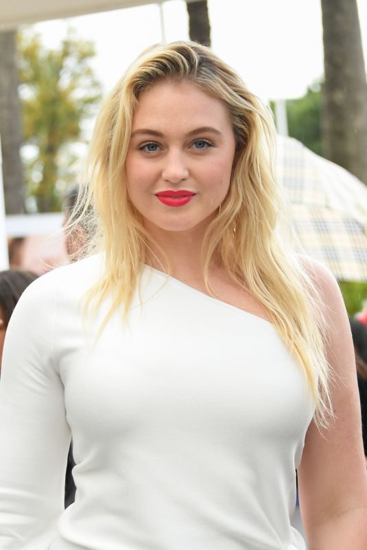 ISKRA LAWRENCE Out on Croisette at Cannes Film Festival 05/19/2019