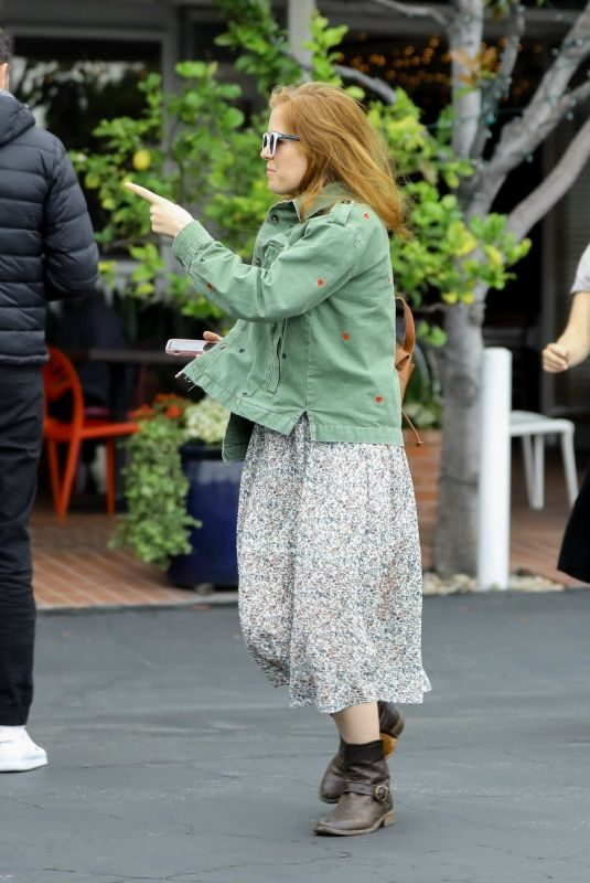ISLA FISHER at Fred Segal in West Hollywood 05/09/2019