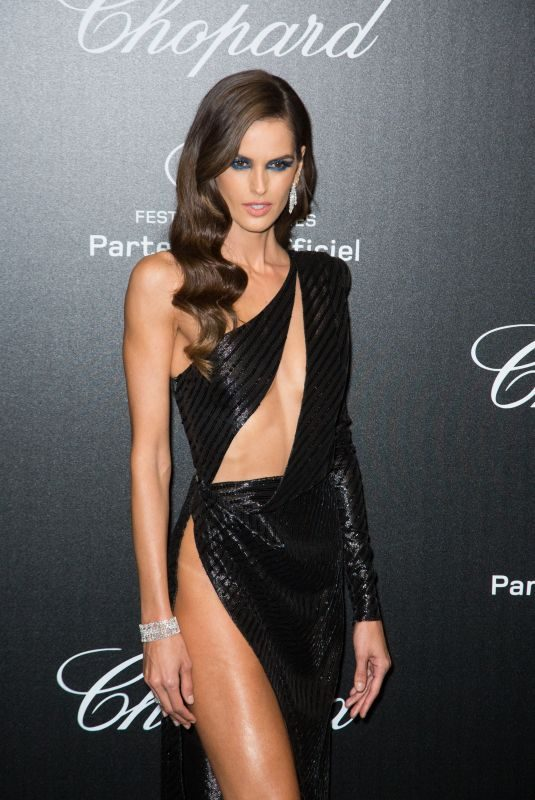 IZABEL GOULART at Chopard Party at 2019 Cannes Film Festival 05/17/2019