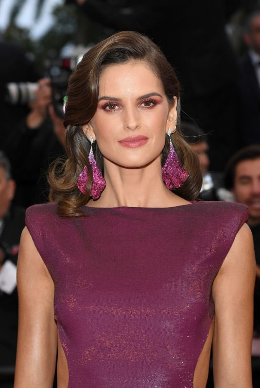 IZABEL GOULART at The Dead Don't Die Premiere and Opening Ceremony of 72 Annual Cannes Film Festival 05/14/2019