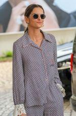 IZABEL GOULART Leaves Martinez Hotel oin Cannes 05/24/2019