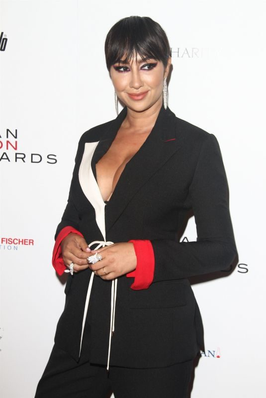 JACKIE CRUZ at American Icon Awards 2019 in Beverly Hills 05/19/2019