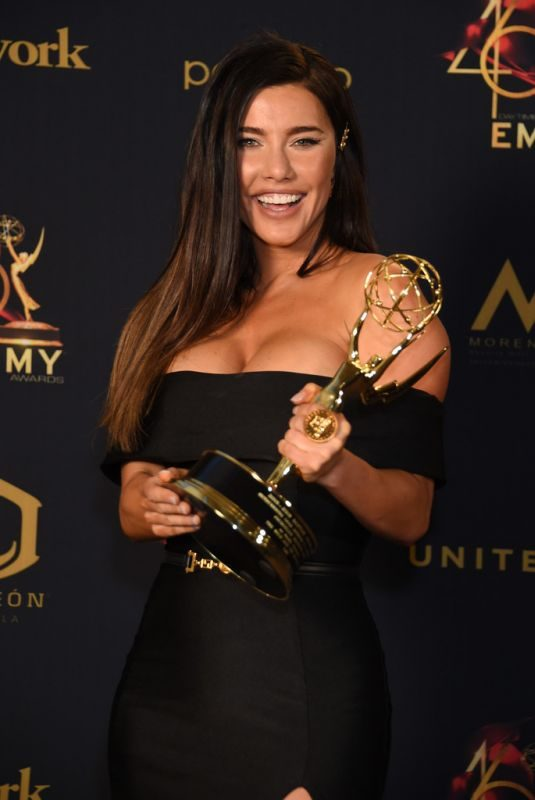 JACQUELINE MACINNES WOOD at Daytime Emmy Awards 2019 in Pasadena 05/05/2019