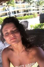 JADE CHYNOWETH in Bikini - Instagram pictures and video 05/26/2019