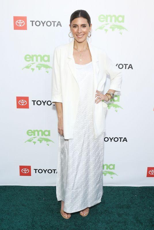 JAMIE-LYNN SIGLER at Environmental Media Awards 2019 in Beverly Hills 05/30/2019