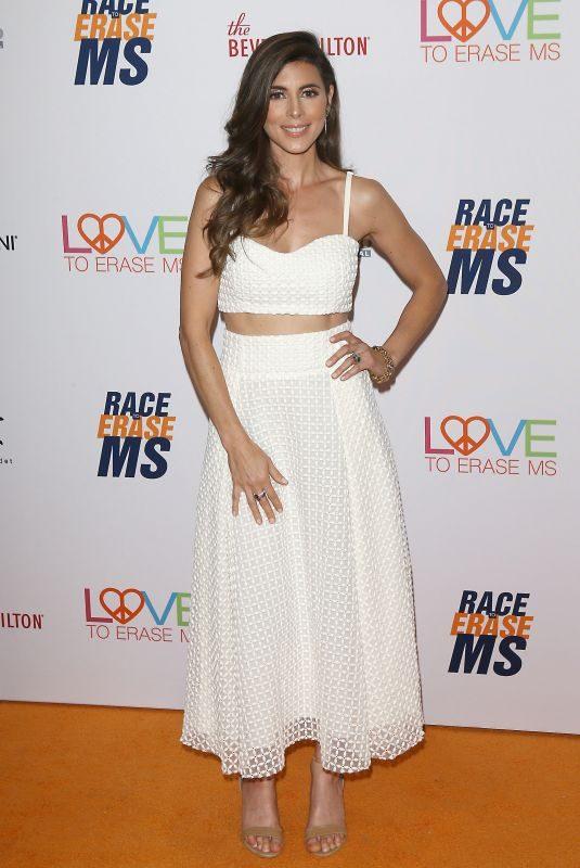 JAMIE-LYNN SIGLER at Race to Erase MS Gala in Beverly Hills 05/10/2019