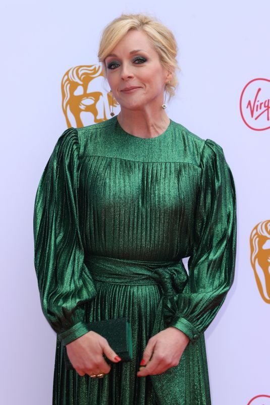JANE KRAKOWSKI at Virgin Media British Academy Television Awards 2019 in London 05/12/2019