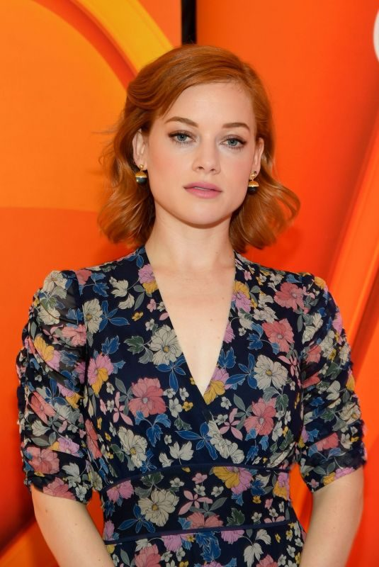 JANE LEVY at NBCUniversal Upfront Presentation in New York 05/13/2019