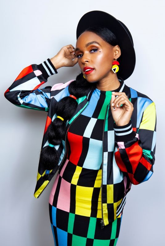 JANELLE MONAE for Uglydolls Portrait Session, April 2019
