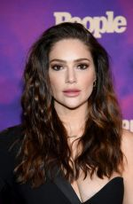 JANET MONTGOMERY at Entertainment Weekly & People New York Upfronts Party 05/13/2019