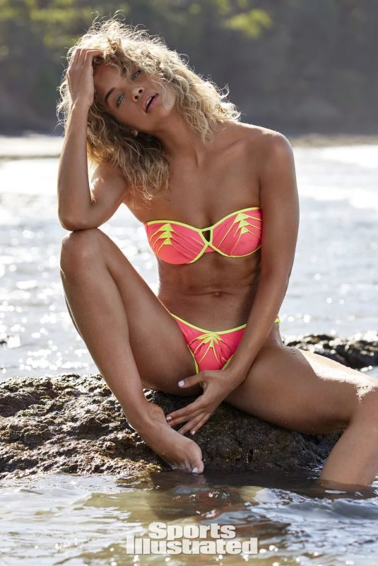 JASMINE SANDERS in Sports Illustrated Swimsuit 2019 Issue