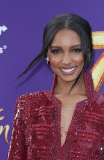JASMINE TOOKES at Aladdin Premiere in Los Angeles 05/21/2019