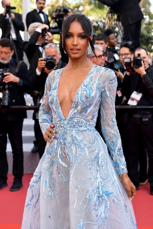 JASMINE TOOKES at The Traitor Screening at 72nd Annual Cannes Film Festival 05/23/2019