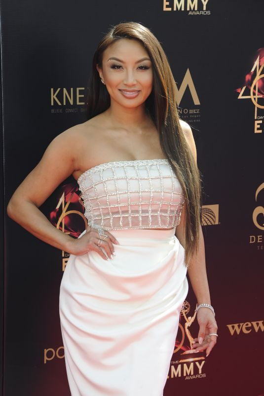 JEANNIE MAI at Daytime Emmy Awards 2019 in Pasadena 05/05/2019