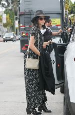 JENNA DEWAN and ODETTE ANNABLE Out for Lunch in West Hollywood 05/15/2019