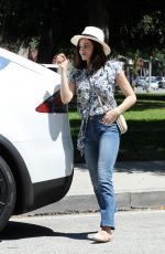 JENNA DEWAN Out and About in Encino 05/24/2019