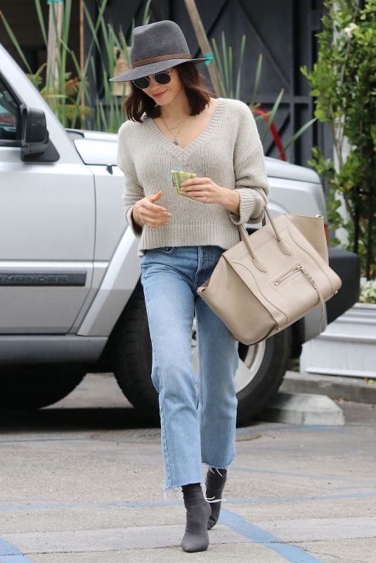 JENNA DEWAN Out and About in Los Angeles 05/13/2019