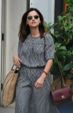 JENNA LOUISE COLEMAN Out for Lunch in London 05/27/2019