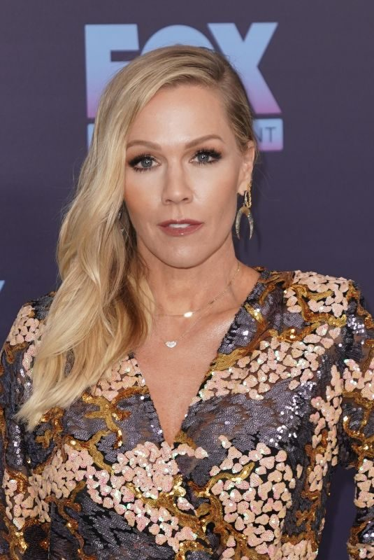 JENNIE GARTH at Fox Upfront Presentation in New York 05/13/2019