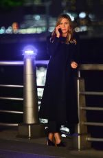 JENNIFER ANISTON on the Set of Her Upcoming Movie in New York 05/10/2019