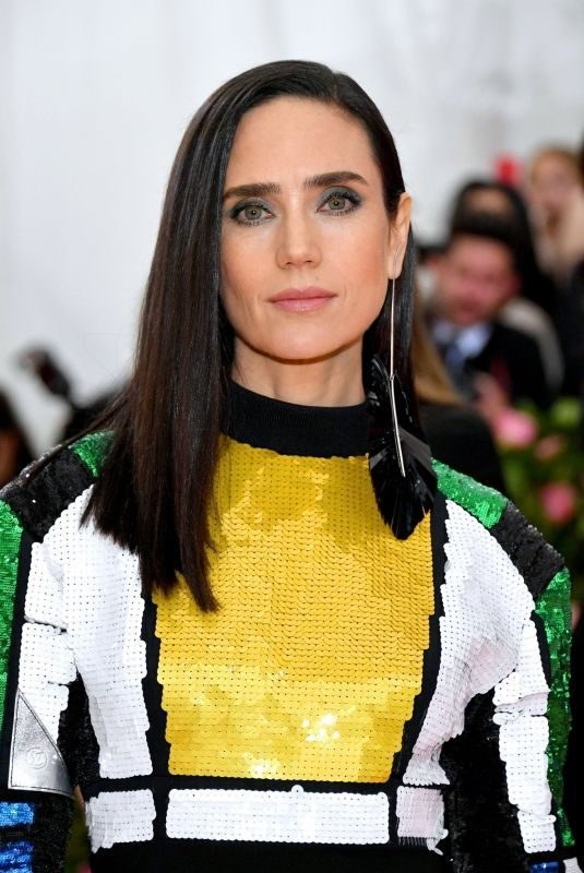 JENNIFER CONNELLY at 2019 Met Gala in New York 05/06/2019