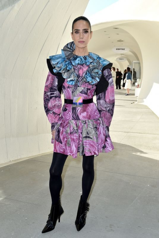 JENNIFER CONNELLY at Fashion Nova x Cardi B Collection Launch at Hollywood Palladium 05/08/2019