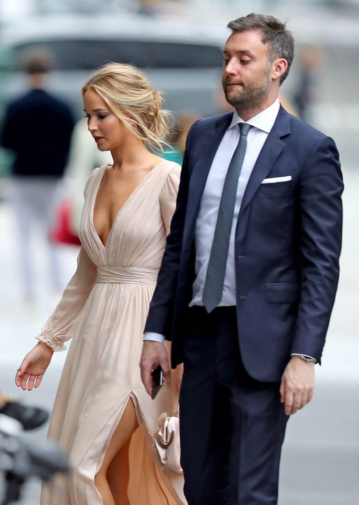 Mariage de Jennifer Lawrence et Cooke Maroney : découvrez