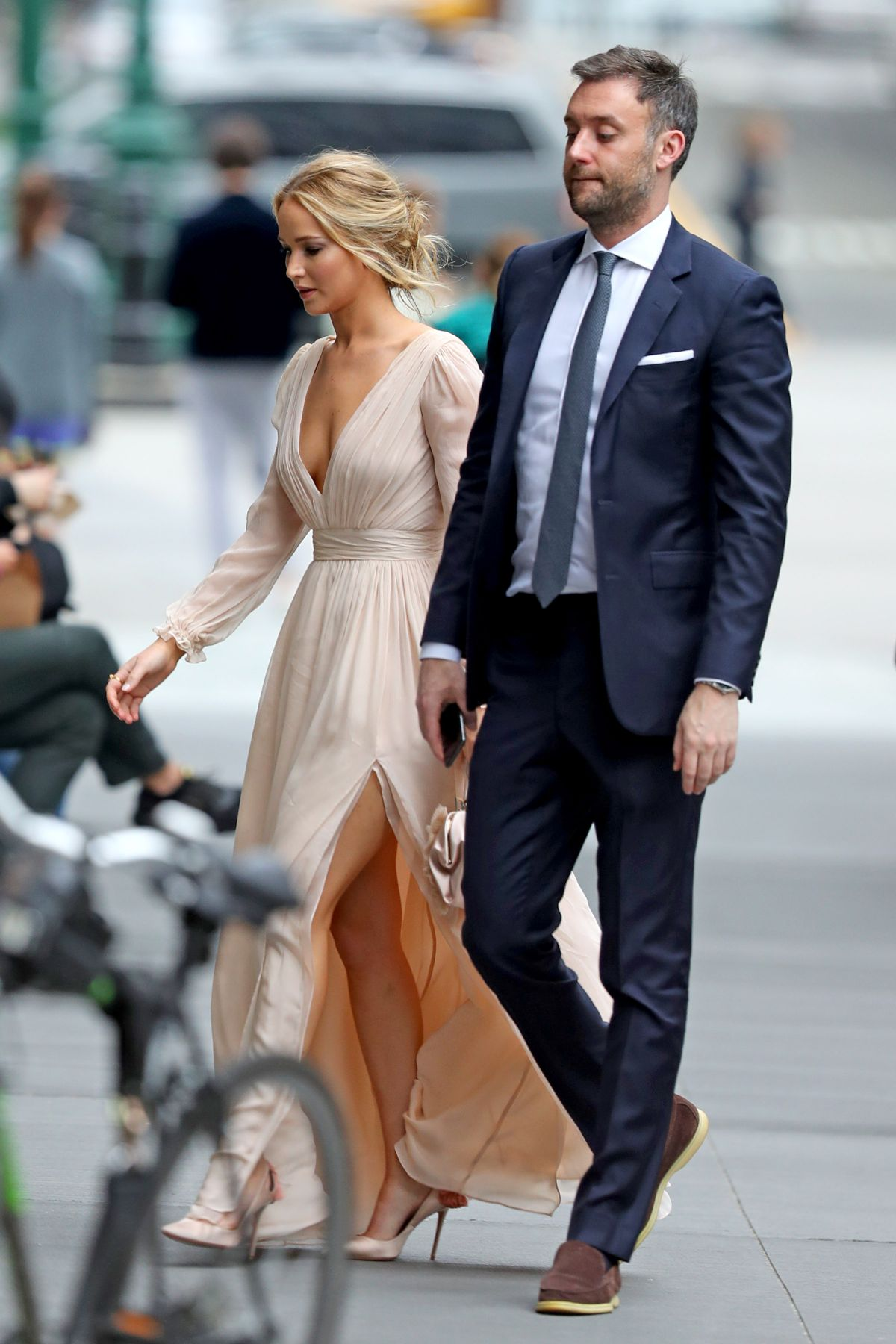 inkl - Jennifer Lawrence and Cooke Maroney wedding: From