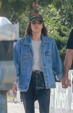 JESSICA BIEL and Justin Timberlake Out in Los Feliz 05/20/2019