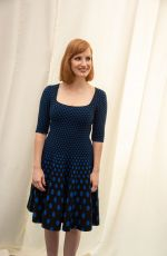 JESSICA CHASTAIN at Dark Phoenix Press Conference in London 05/22/2019