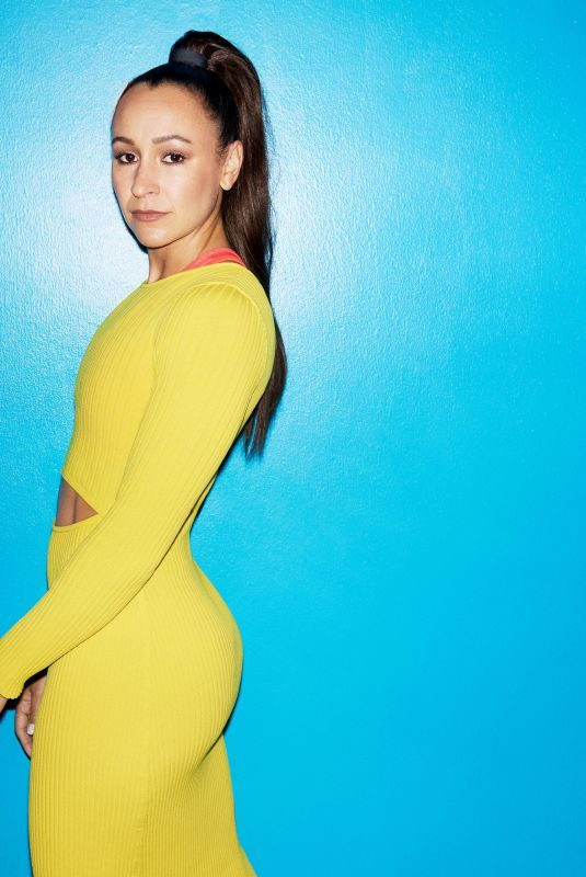 JESSICA ENNIS at a Photoshoot, May 2019