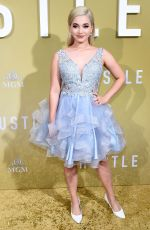 JESSICA VILL at The Hustle Premiere in Los Angeles 05/08/2019