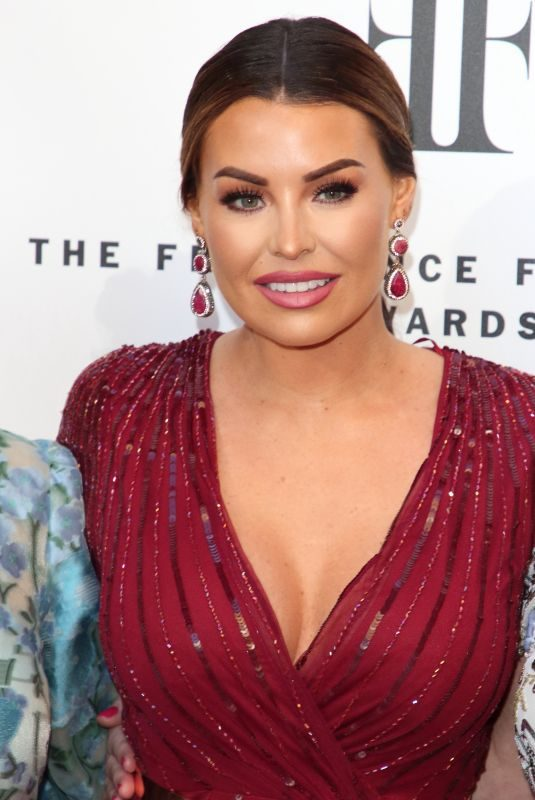 JESSICA WRIGHT at Fifi Fragrance Foundation Awards in London 05/16/2019