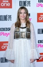 JODIE COMER at Killing Eve, Season 2 Photocall in London 05/14/2019