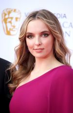 JODIE COMER Wins Leading Actress at Bafta Television Awards in London 05/12/2019