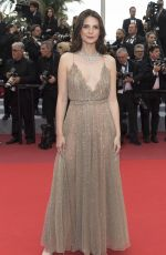 JOSEPHINE JAPY at La Belle Epoque Premiere at Cannes Film Festival 05/20/2019