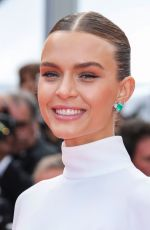JOSEPHINE SKRIVER at Oh Mercy! Premiere at 2019 Cannes Film Festival 05/22/2019
