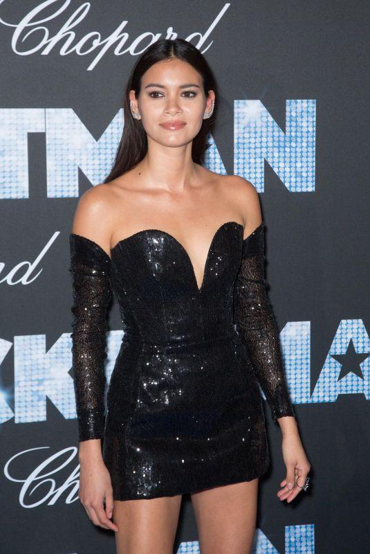 JUANA BURGA at Rocketman Gala Party at Cannes Film Festival 05/16/2019