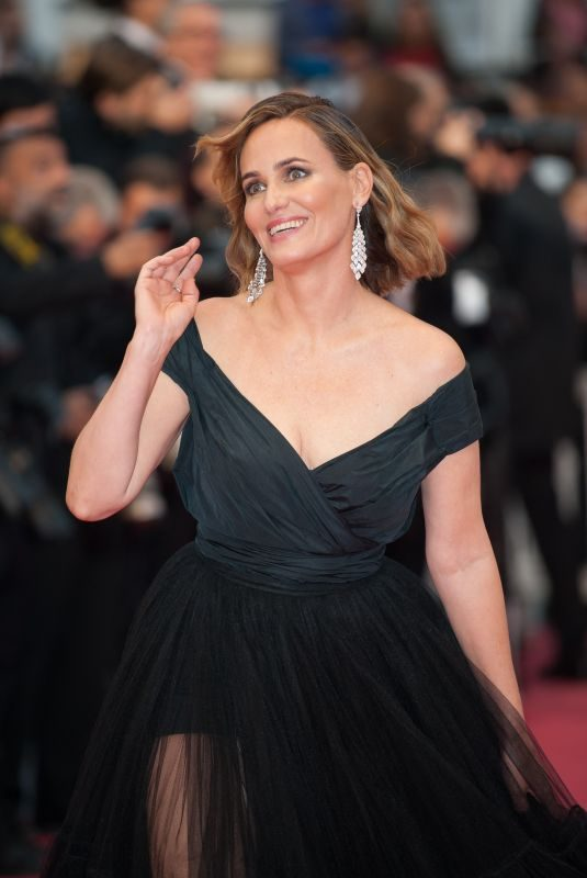 JUDITH GODRECHE at Pain and Glory Premiere at Cannes Film Festival 05/17/2019