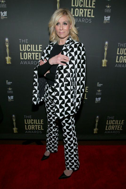 JUDITH LIGHT at 2019 Lucille Lortel Awards in New York 05/05/2019